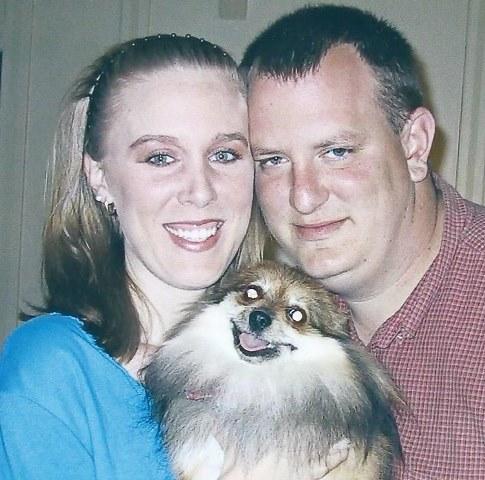 Photo of Prancer, Brandi, & Dane on Photo Gallery of Not So Mommy...