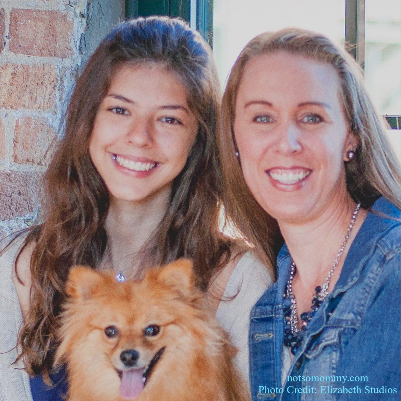 Photo of Brandi, Bruna, & Maddie on I am not so mommy Blog