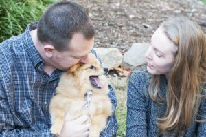 Our Family Photo on Dog Mom Proud: Redefining Momhood on Dog Mom / Infertility Blog on Not So Mommy...