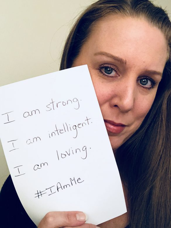#IAmMe photo of Brandi Lytle, founder of Not So Mommy...