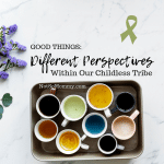 Photo of a tray full of different types of drinks on Different Perspectives Within Our Childless Tribe, a Good Things Blog on Not So Mommy...
