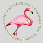 Photo of the CANBACE Flamingo Logo