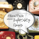 Photo of different colored rotary phones on #RealTalk about Infertility Clinics, on Not So Mommy..., a childless blog