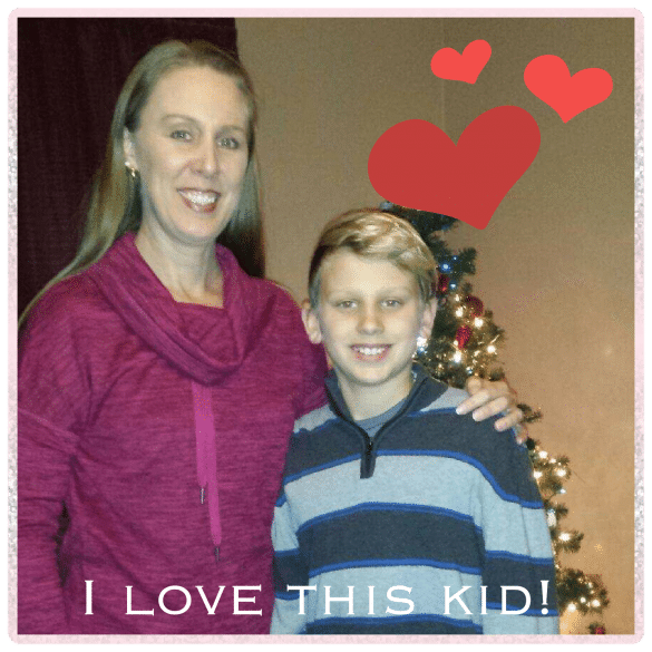 Photo of Brandi Lytle of Not So Mommy... with her favorite nephew