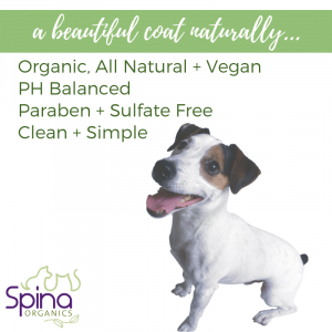Spina Organics, a featured product on Not So Mommy...