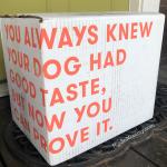 Photo of Ollie Fresh Dog Food Box