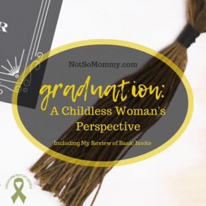 Photo of a graduation tassle on Graduation: A Childless Woman's Perspective on Not So Mommy...