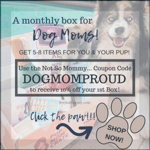 Photo of Pup Mom Crate on Not So Mommy..., a childless & dog mom blog