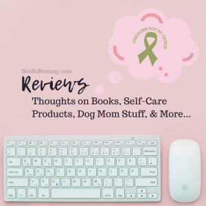 "Photo of a keyboard and mouse on ""Reviews: Thoughts on Books, Self-Care Products, Dog Mom Stuff, & More..."" on Not So Mommy..., an infertility & childless not by choice blog"