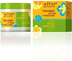 Photo of Alba Botanica Oil-Free Moisturizer, available through The Not So Mommy... Shop for Health and Wellness