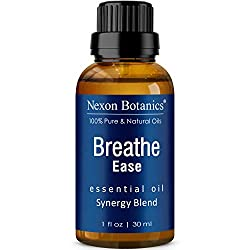 Photo of Nexon Botanics Breathe Ease Essential Oils Blend, available through The Not So Mommy... Shop for Health and Wellness