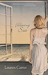 Photo of the cover of Following Sea by Lauren Carter, available through The Not So Mommy... Shop for Health and Wellness