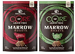 Photo of Wellness Core Marrow Roasts 2-pack Variety Bundle on The Not So Mommy... Shop for Fur Babies and Fur Mamas