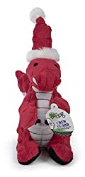 goDog Small Holiday Dragon available through The Not So Mommy... Shop for Fur Babies and Fur Mamas