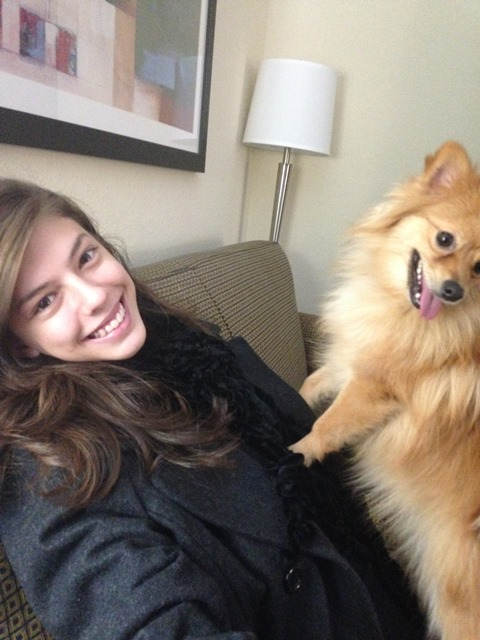 Photo of Bruna and Maddie on New Year's Eve on Not So Mommy... Photo Gallery