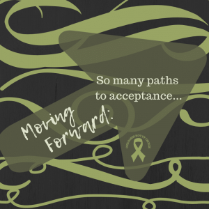 Photo of various squiggly lines on Moving Forward: So Many Paths to Acceptance on Not So Mommy..., an infertility and childless blog