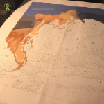 Photo of in progress paint by numbers for adults on Not So Mommy..., an infertility & childless not by choice blog