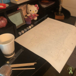 Photo of getting started on Winnie's Picks Custom Paint by Numbers for Adults on Not So Mommy..., an infertility & childless not by choice blog