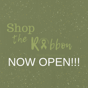 Photo of Shop The Ribbon Now Open!!! on Not So Mommy..., a childless not by choice blog
