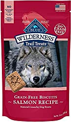 Photo of Blue Wildnerness Salmon Dog Biscuits available at The Not So Mommy... Shop for Fur Babies and Fur Mamas