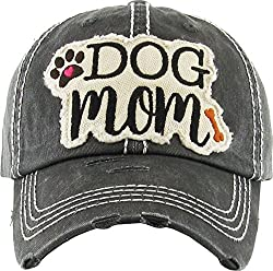 Dog Mom Hat available through The Not So Mommy... Shop for Fur Babies and Fur Mamas
