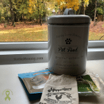 Photo of Grain Free Treats from Pup Mom Crate on Not So Mommy..., an infertility, childless, & dog mom blog