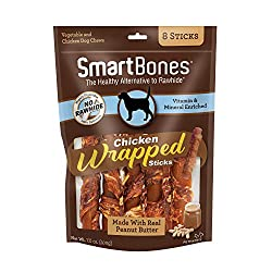 SmartBones Chicken Wrapped Sticks