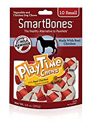 SmartBones Playtime Chews available for purchase at The Not So Mommy... Shop, a childless dog mom blog