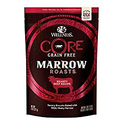 Photo of Wellness Core Marrow Roasts Beef Treats, available at The Not So Mommy... Shop for Fur Babies and Fur Mamas