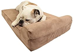 Photo of Barker Jr Dog Bed, available through The Not So Mommy... Shop for Fur Babies & Fur Mamas