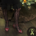 Photo of Red Heels on Not So Mommy..., an infertility & childless blog