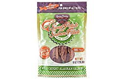 Gaines Family Farmstead Sweet Potato & Salmon Fillet Dog Treats, available at The Not So Mommy... Shop for Fur Babies & Fur Mamas