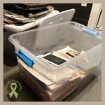 Photo of Memory Boxes on Not So Mommy..., an infertility & childless not by choice blog